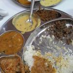 Rajasthani Thali for Rs. 180