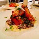 Guinea Fowl with deliciuous Morels!