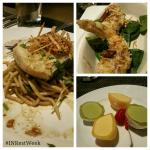 Honey Coconut Prawns | Grilled Citrus Chilean Sea Bass | Mochi Ice Cream #INRestWeek #UglyFish