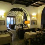 Taverna Guilia Dining Room