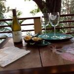 Evening Pupus and wine