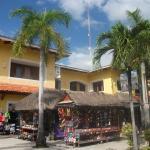 Plaza Playacar, boutiques et bureau de change