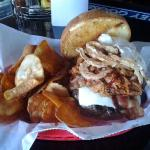 Fat Boy Burger an Beer!!!!!
