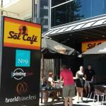 Sol Cafe frontage