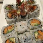 Sushi Rolls At Aug 8