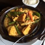 Tai Chicken Curry