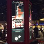Another of the electronic craps machine