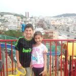 Having fun in Naha!!!