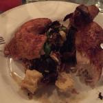 Chicken delicious!