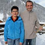 Patricia et Philippe, les patrons de l'Equipe