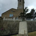 Iglesia San Félix en Sort cerca del Hotel