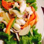Thai-Style Squid Salad