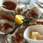 Oysters..