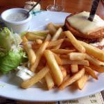 Patata Burger classique poulet