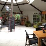 Ulysses Garden Cafe