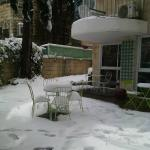 Snow in Jerusalem -February 2015