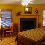 Each room has been hand crafted with different wood - Maple, Cherry, Birch, Oak