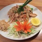 Chicken Pad Thai Yum!