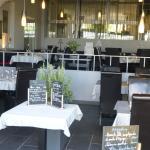 Intérieur restaurant 30 places