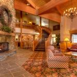 Warm and Inviting Lobby