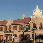 The 1914 City Hall Building now houses the Pimeria Alta Museum