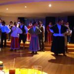 Madeiran dancing show