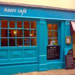 News Cafe, Ship Street, Oxford