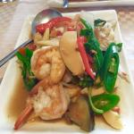 Pad Kee Mao (Drunken Stir Fry) - fresh and delicious
