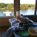 Foto de Captain Puddle Ducks' Seafood Steamer Pots