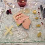 Fois gras au beaufort