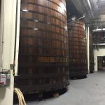 The huge barrels.....,
