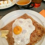 Galette of the day