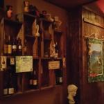 Decor at Manos Greek Restaurant