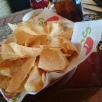 Naked nachos