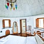 Windmill's roof/Main bedroom with sunset/sea view