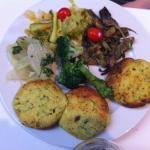 Crocchette di zucchine e verdure miste
