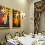 VIP room in Brasserie restaurant