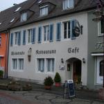 Weinstube Hotel Schlüssel Breisach