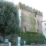 The Grimaldi chateau museum in Haut de Cagnes sur mer
