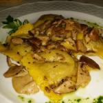 Ravioli tartufo e porcini