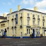 Central Hotel close to the city centre and train advisor