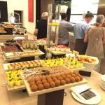 Un remarquable buffet de desserts