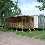 Mobil-Home VIP 2 chambres