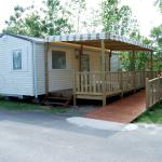 Mobil-Home PMR 2 chambres