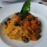 Spaguetti Mediterranea
