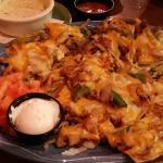 My quesadillas