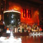 Stout Beer and the Bar