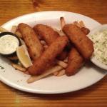 Lake Erie Perch Dinner