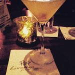 Ginger Martini..... Nice!