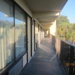 exterior corridors